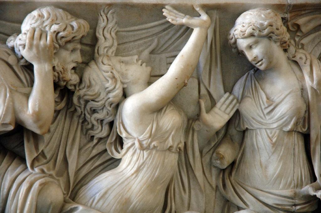 Isla de los Museos | Detalle del Altar de Pérgamo