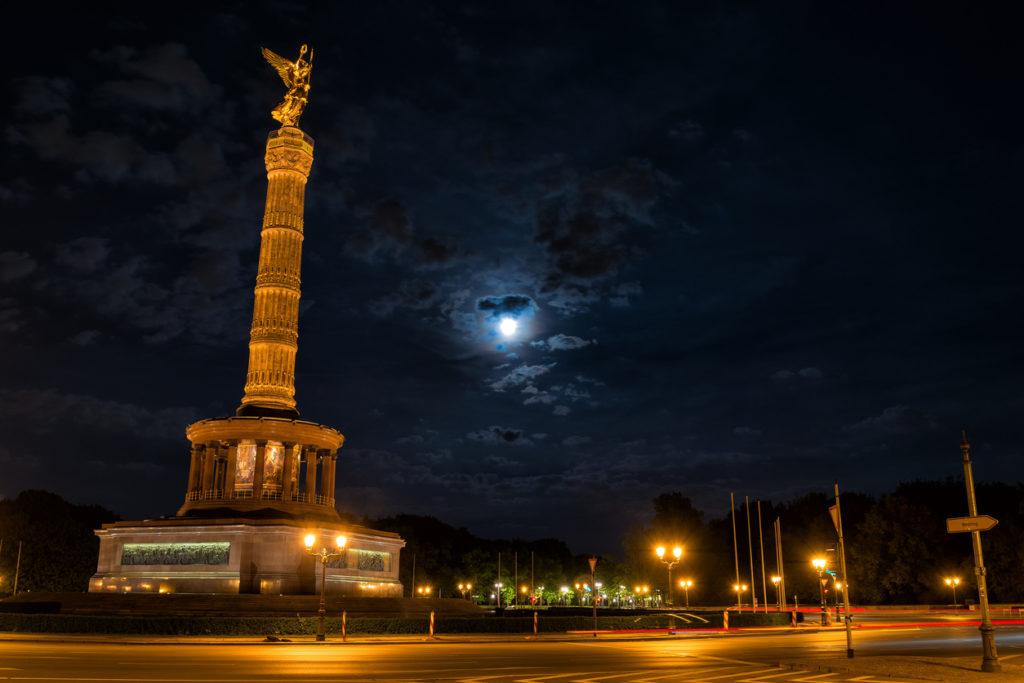 Columna de la Victoria en Berlín | istockbygettyimagess